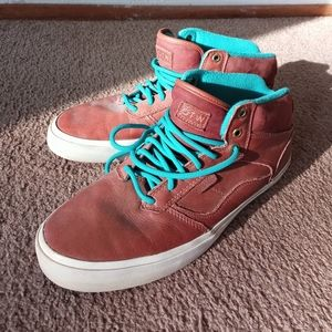 Vans OTW Collection Men's Leather Shoes